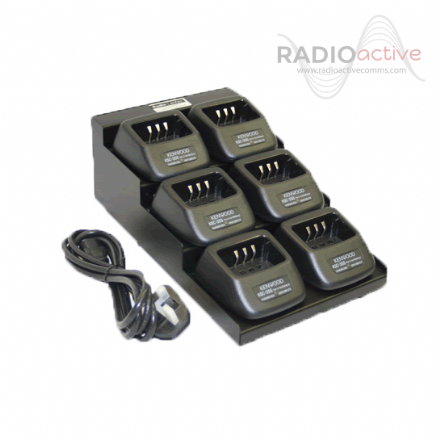 Kenwood KSC-35 6 Way Rack Charger